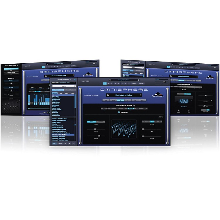 SpectrasonicsOmnisphere 2 Upgrade