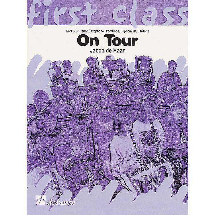 De Haske MusicOn Tour - First Class Series (Bb Instruments T.C. Primary) Concert Band Composed by Jacob de Haan