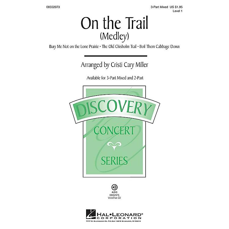 Hal LeonardOn the Trail (Medley) 2-Part Arranged by Cristi Cary Miller