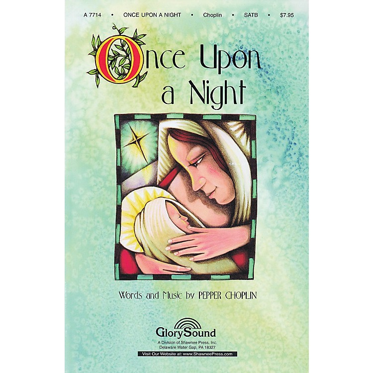 Shawnee Press Once Upon a Night Performance/Accompaniment CD Arranged by Brant Adams