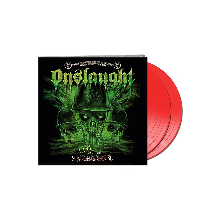 AllianceOnslaught - Live At The Slaughterhouse (red Vinyl)