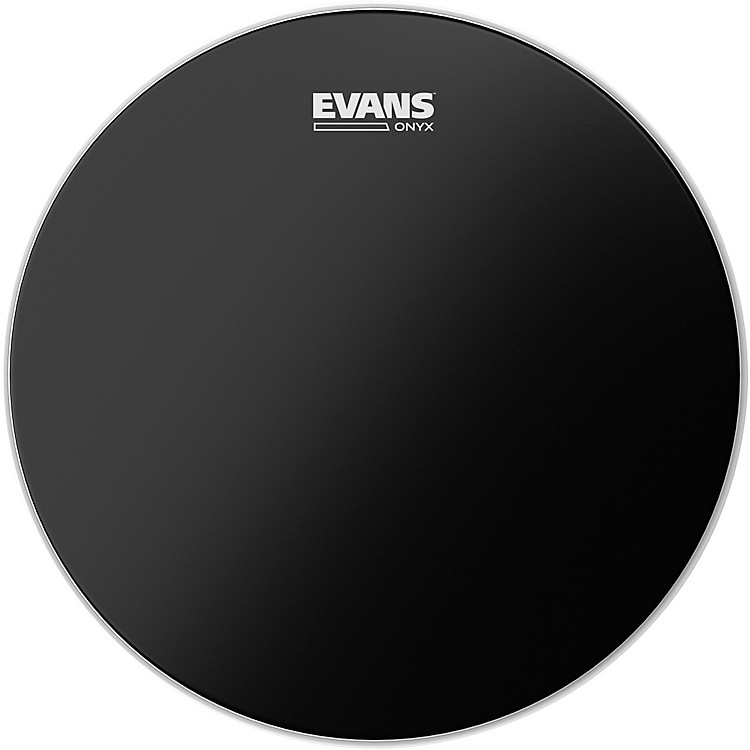 Evans Onyx 2-Ply Drum Head 8 in.