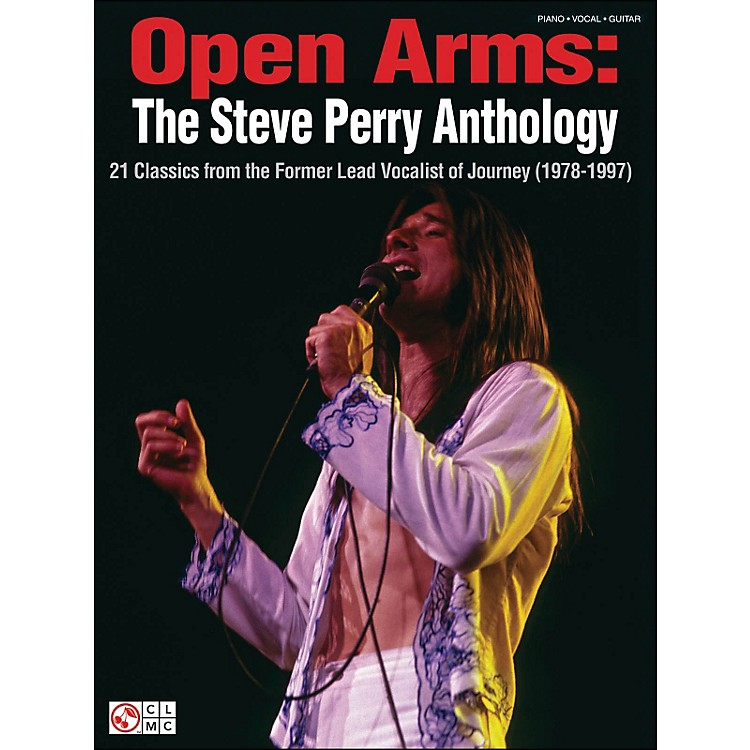 Cherry LaneOpen Arms: The Steve Perry Anthology arranged for piano, vocal, and guitar (P/V/G)