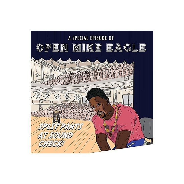 Alliance Open Mike Eagle - Special Episode of