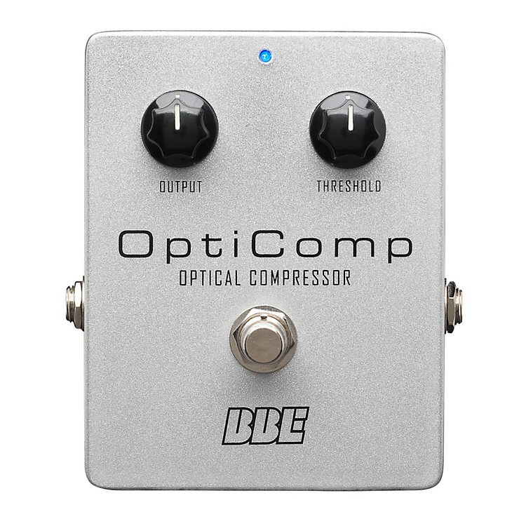 BBEOptiComp Compressor Guitar Effects Pedal