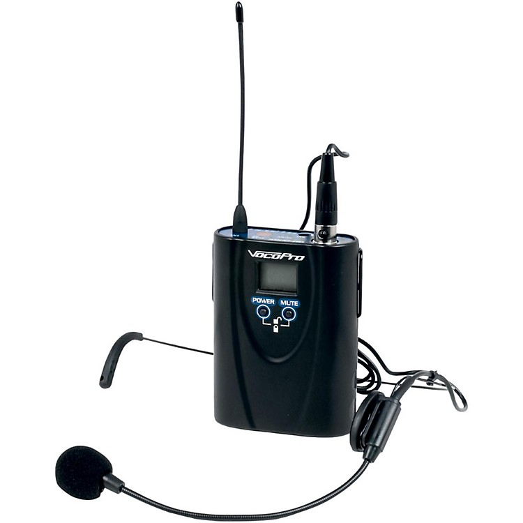 VocoPro Optional Headset Bodypack for the UHF-5900 Wireless Microphone Systems