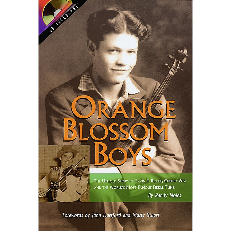 Centerstream PublishingOrange Blossom Boys Book Series Softcover with CD Written by Randy Noles