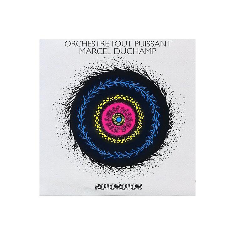 AllianceOrchestre Tout Puissant Marcel Duchamp - Rotorotor