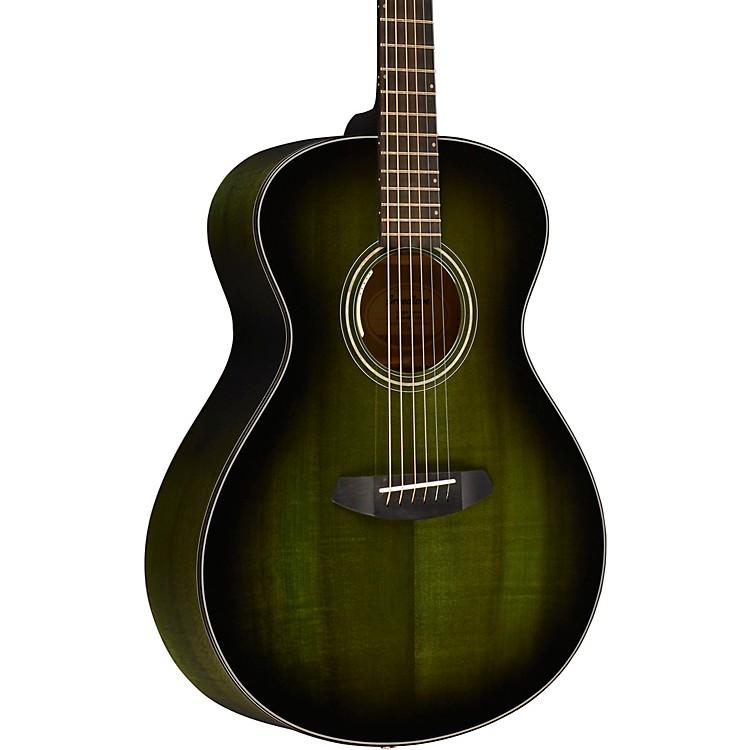 BreedloveOregon Concert Emerald E LTD Myrtlewood - Myrtlewood Acoustic-Electric GuitarGloss