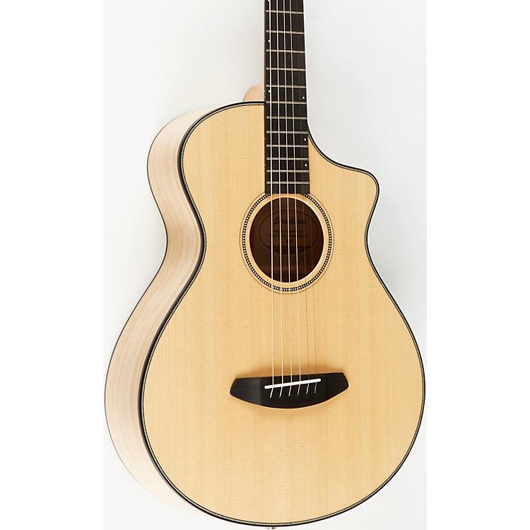 BreedloveOregon Concertina CE Sitka-Myrtlewood Acoustic-Electric GuitarNatural