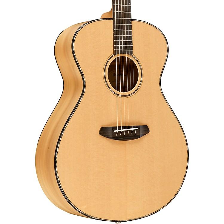 BreedloveOregon Concerto E Sitka Spruce - Myrtlewood Acoustic-Electric GuitarGloss Natural