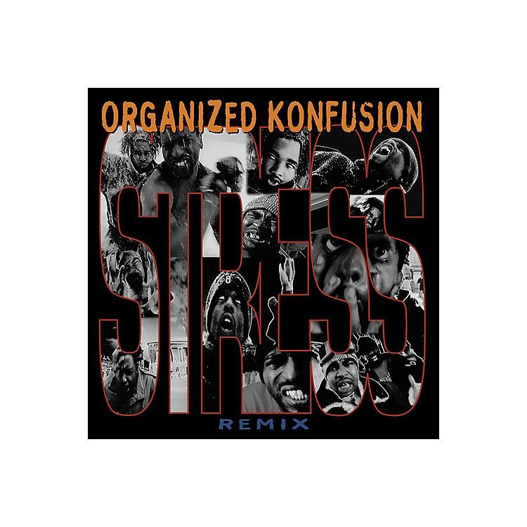 AllianceOrganized Konfusion - Stress (Large Professor Remix) / Stress (Large Professor Remix Instr.)