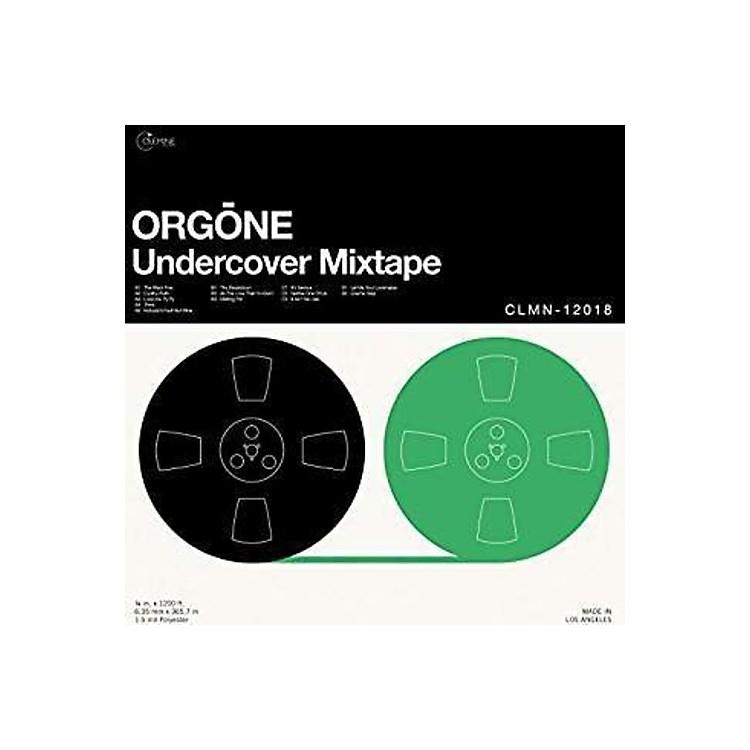 AllianceOrgone - Undercover Mixtape