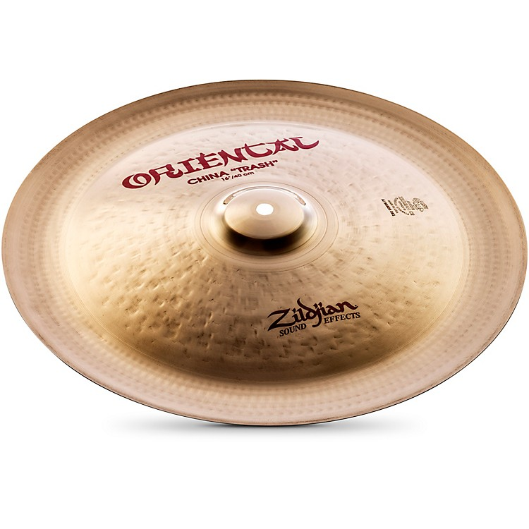 ZildjianOriental China 'Trash' Cymbal16 in.
