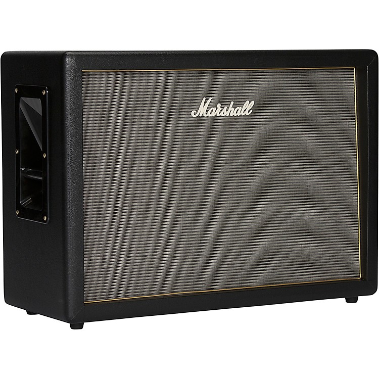 MarshallOrigin ORI212 160W 2x12 Guitar Speaker CabinetBlack