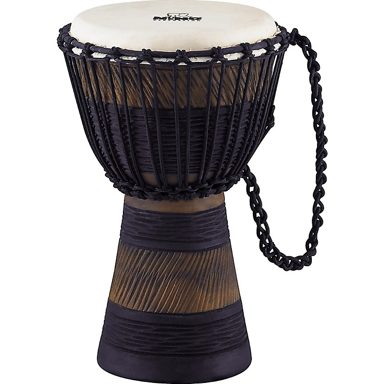 Nino Original African Style Rope-Tuned Earth Rhythm Series Djembe  Small
