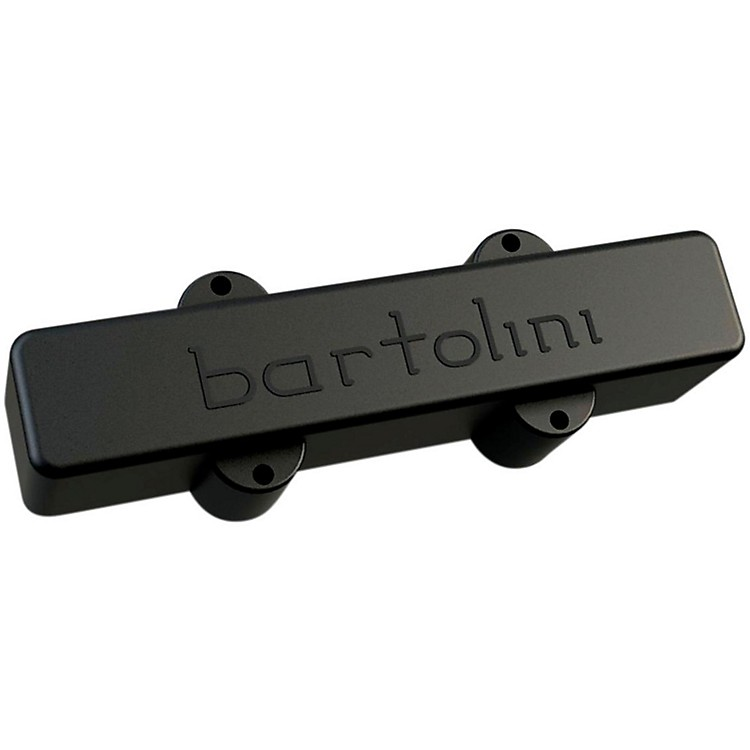 BartoliniOriginal Bass Series 4-String J Bass Dual In-Line Neck Pickup Short