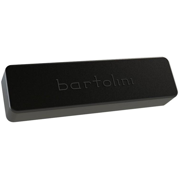 BartoliniOriginal Bass Series 6-String Bass P4 Soapbar Split Coil Bridge Pickup