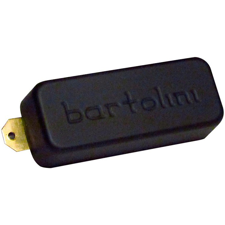 Bartolini Original Bass Series Black Rickenbacker Dual Coil Pickup