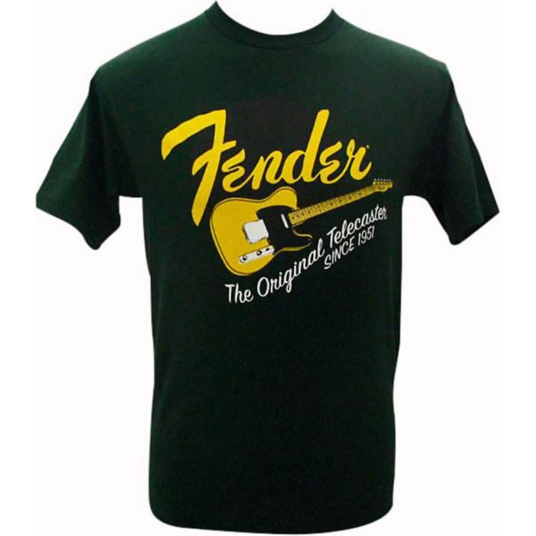 FenderOriginal Tele T-ShirtGreenSmall
