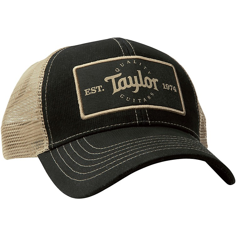 Taylor Original Trucker Hat One Size Fits All