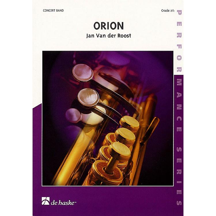 De Haske MusicOrion (Score Only, Grade 2.5) Concert Band Level 2.5