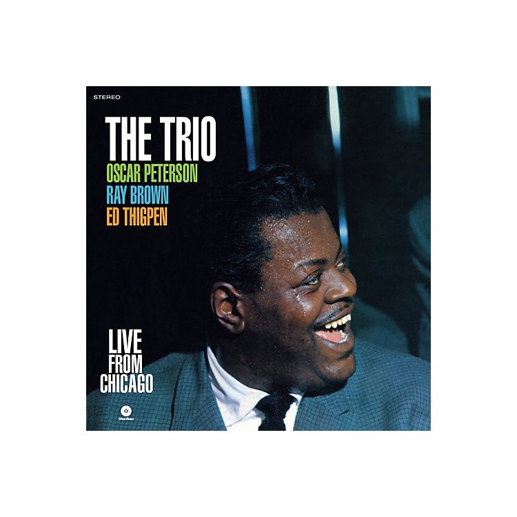 AllianceOscar Peterson - Live from Chicago