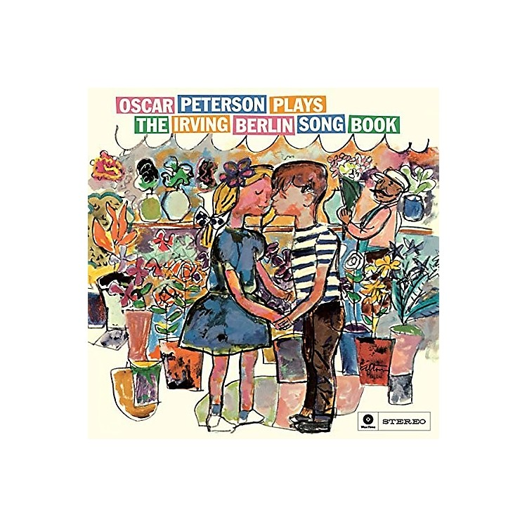 AllianceOscar Peterson - Oscar Peterson Plays The Irving Berling Songbook