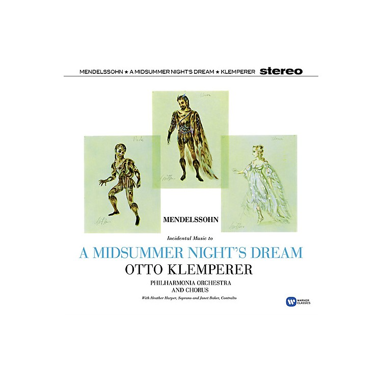 AllianceOtto Klemperer - Mendelssohn: A Midsummer Night's Dream
