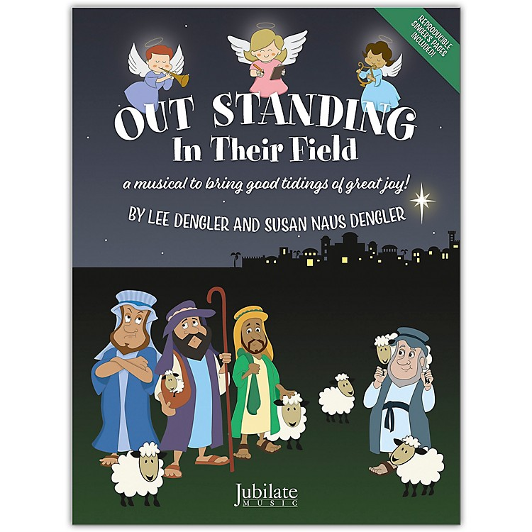 JUBILATEOut Standing in Their Field CD Preview Pack