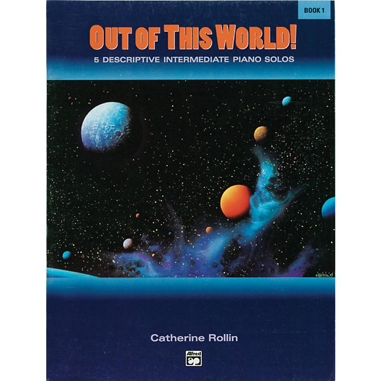 AlfredOut of This World! Book 1