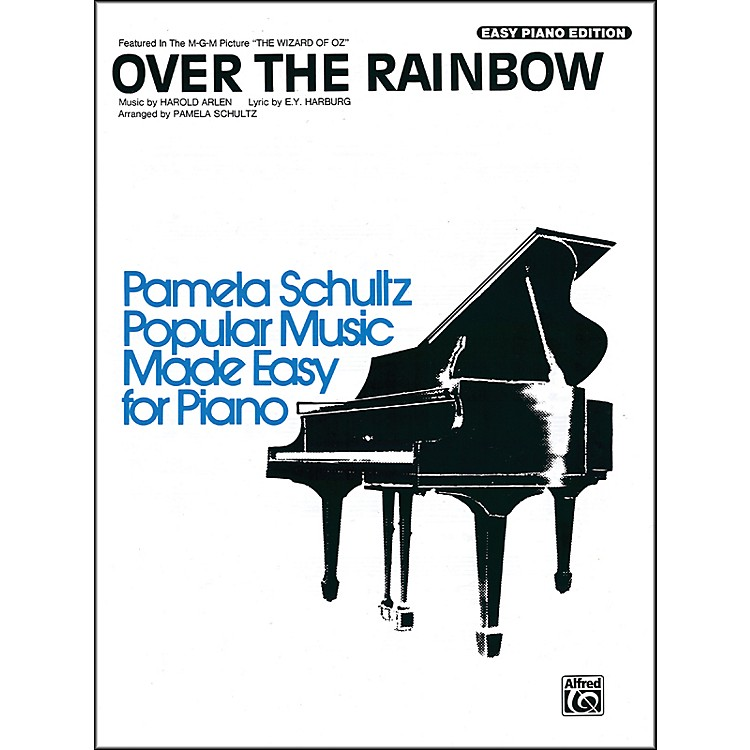 AlfredOver the Rainbow (from The Wizard of Oz) Easy Piano