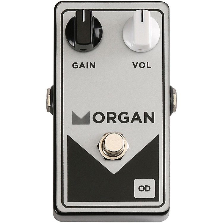 Morgan Overdrive Guitar Effects  888365917252
