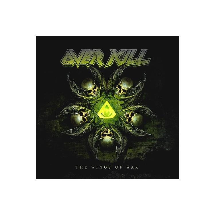 AllianceOverkill - Wings Of War (CD)