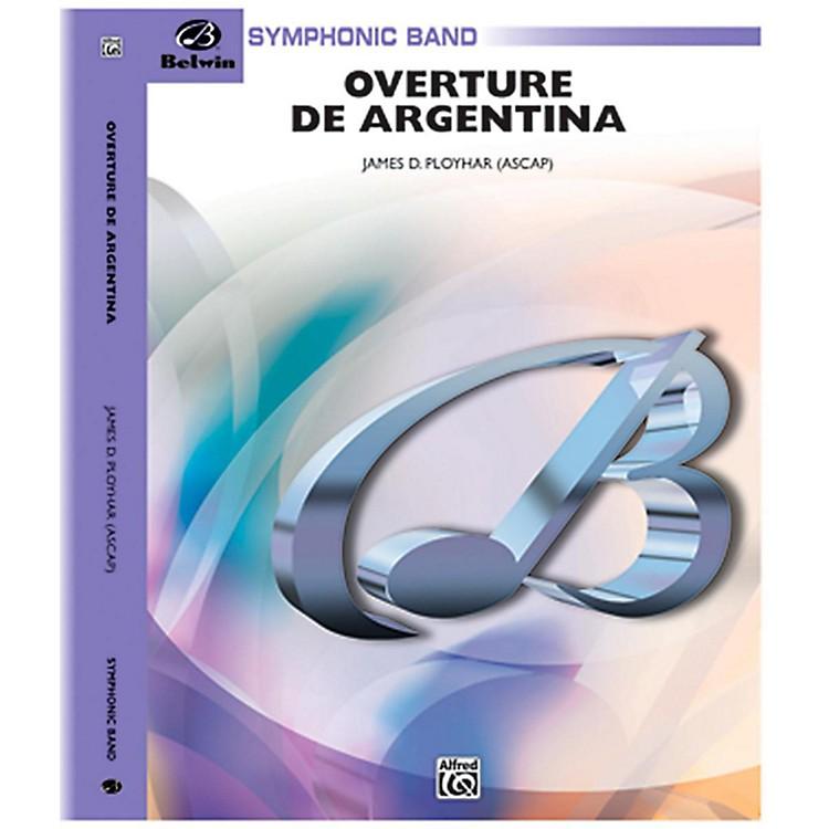 BELWINOverture de Argentina Grade 4 (Medium)
