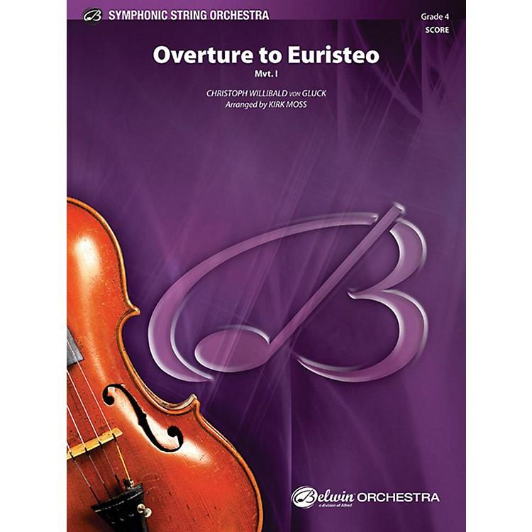 AlfredOverture to Euristeo String Orchestra Grade 4