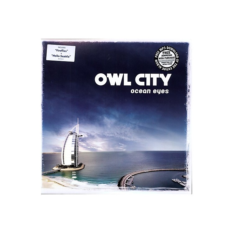 Alliance Owl City - Ocean Eyes