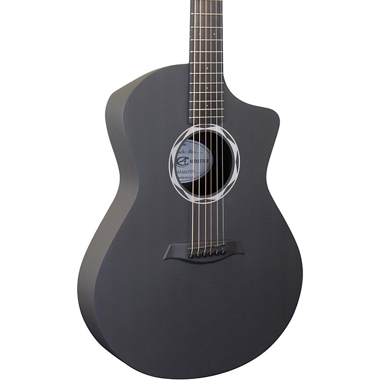 Composite Acoustics Ox Carbon Fiber Acoustic Guitar Raw Carbon Finish