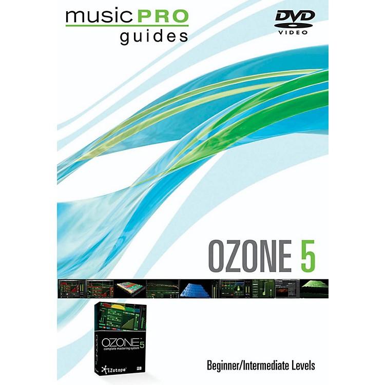 Hal LeonardOzone 5 Beginner / Intermediate Music Pro Guide DVD