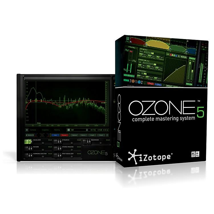iZotopeOzone 5 Complete Mastering System