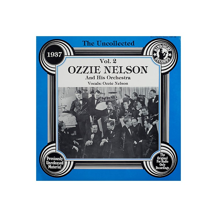 AllianceOzzie Nelson & Orchestra - Uncollected 2