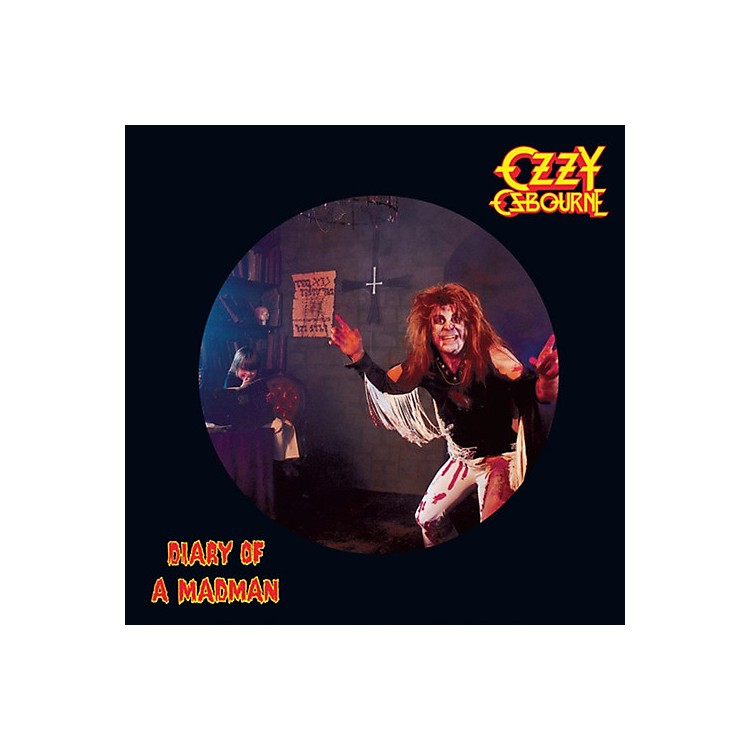 AllianceOzzy Osbourne - Diary Of A Madman [Picture Disc] [Remastered]
