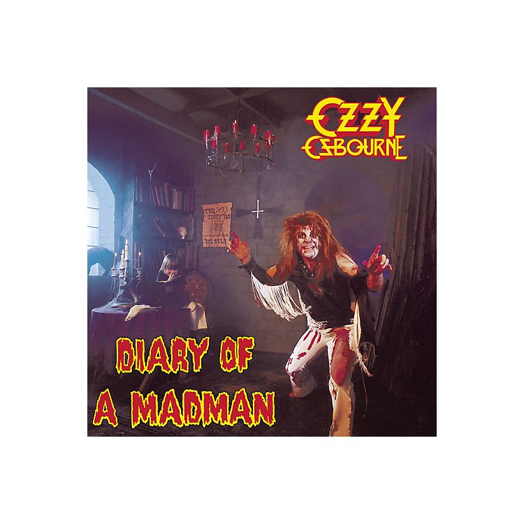 Alliance Ozzy Osbourne - Diary of a Madman (CD)