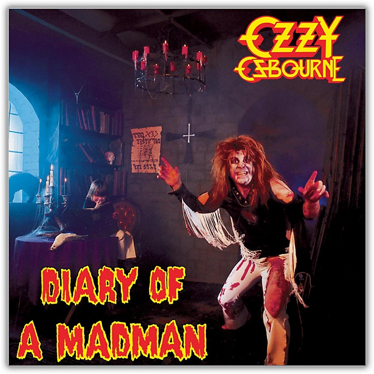 SonyOzzy Osbourne - Diary of a Madman Vinyl LP
