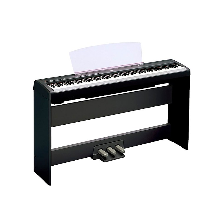 yamaha p 105 88 key weighted action digital piano with l85. Black Bedroom Furniture Sets. Home Design Ideas