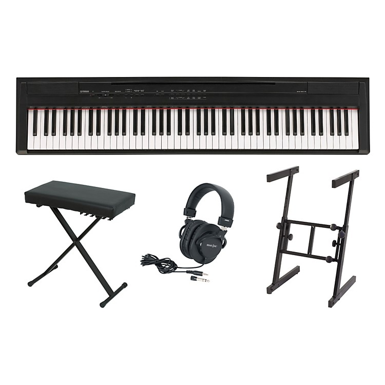 Yamaha P-105 Keyboard Package 2