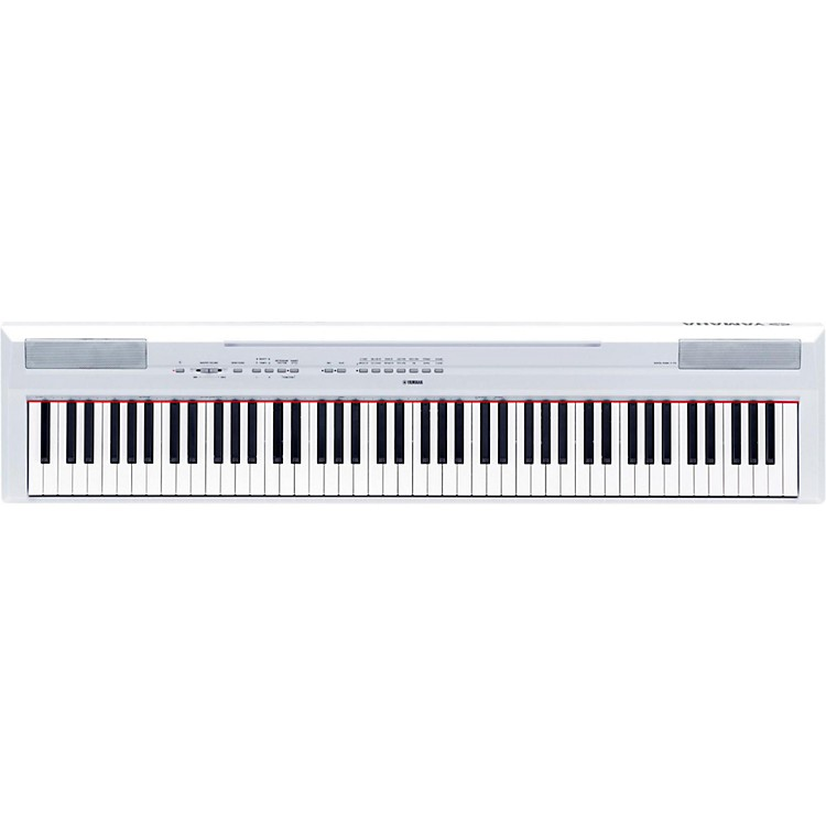 YamahaP-115 88-Key Weighted Action Digital Piano with GHS ActionWhite
