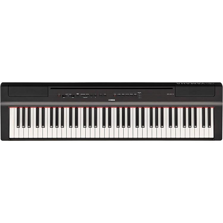 YamahaP-121 Portable Digital PianoBlack