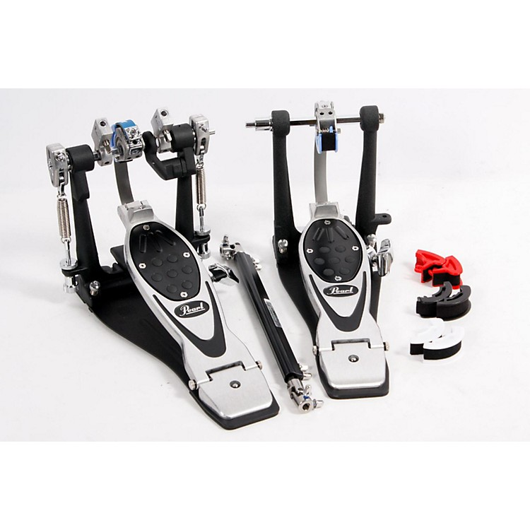Pearl P-2002BL PowerShifter Eliminator Double Pedal, Left-Footed  888365698892