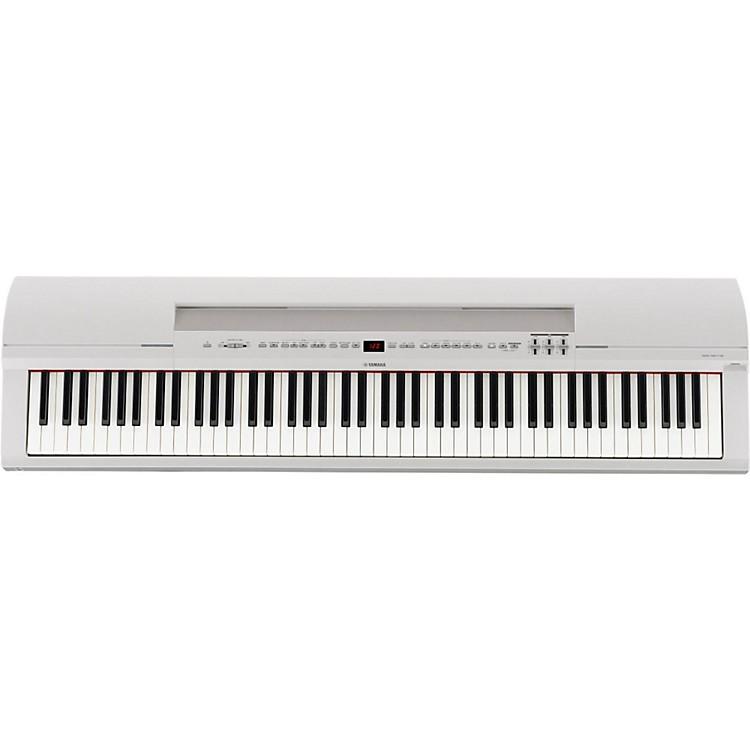 YamahaP-255 88-Key Digital PianoWhite